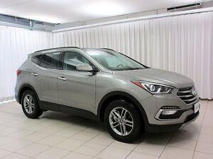 2017 Hyundai Santa Fe A NEW ADVENTURE IS CALLING!!! SPORT AWD SU