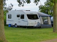 2009 Sprite Alpine 4 Fixed Bed, Four Birth Caravan, Plus Huge Range Of Equipment