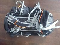 Man's Lowe Alpine Air Zone Pro 35:45 Backpack