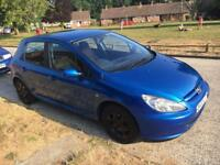 Peugeot 307 1.6 LONG MOT CHEAP!