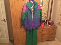 Ladies ski suit