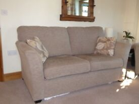 Quality Sofa Bed and matching chair
