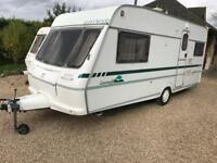 Fleetwood Countryside 1998 ✔️ 4 Berth