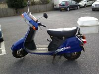 motorcycle/scooter 79cc Honda Vision NH80 year-1989-low mileage
