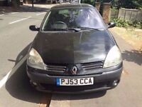 Renault Clio Dynamique 1.4 Very Low Mileage - (NOT VAUXHALL CORSA ASTRA VW POLO GOLF BMW AUDI FORD)