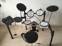 Roland TD8 V Drum Kit: Used, good condition