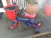 Kids bike £30 cheap