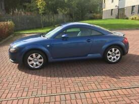 AUDI TT 1.8 Coupe Service History MOT April 2019