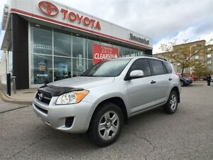 2009 Toyota RAV4 CERTIFIED - DEALERSHIP MAINTAINED - 4WD