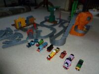 Thomas the Tank Engine and friends..Loads of track etc.
