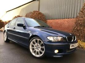 BMW 3 SERIES 325I SPORT 2.5 IN EXCELLENT CONDITION