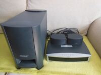 Bose 321 GS Series 11 Home Cinema. Fully Working
