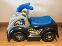 Bat mobile ride one