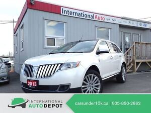 2013 Lincoln MKX AWD | NAVI | PANO ROOF | LEATHER