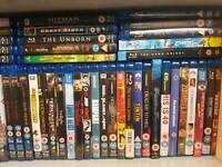 Blu-Ray DVD collection