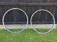Shimano road bike wheels
