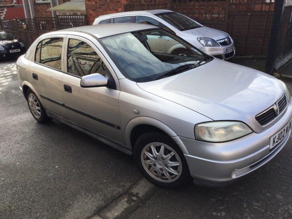 Vauxhall Astra 1.6cc--9 months mot,service history,2 keys,ac,cd,excellent runner,new cambelt,clean.