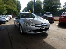 Citroen C5 2.0 HDi VTR+ 4dr Good concition, Clean and tidy MOT, WARRANTY, CARD PAYMENTS,FINANCE
