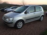 Hyundai Getz 1.3 Mot Till May Full Service History! From New Great First Car! Good All Round