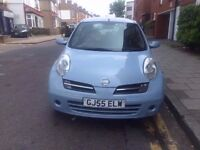 Nissan Micra, Automatic, MOT 12/08/2017, 3 Doors / IDEAL FOR A NEW LEARNER