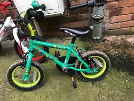 """Kids 12 """" bike"""