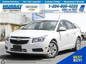 2014 Chevrolet Cruze 1LT *Rear View Camera, Remote Start, OnStar