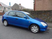 Honda Civic in very good condition