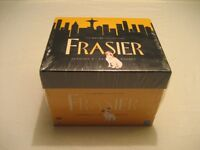 FRASIER THE ENTIRE COLLECTION OF SEASONS 1-11 COMPLETE DVD BOX SET NEW AND SEALED