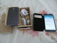SAMSUNG GALAXY S4 (16GB) BLACK MIST MOBILE PHONE