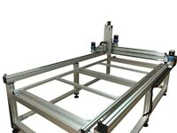 8x4 CNC Router Machine
