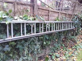 Aluninium ladders