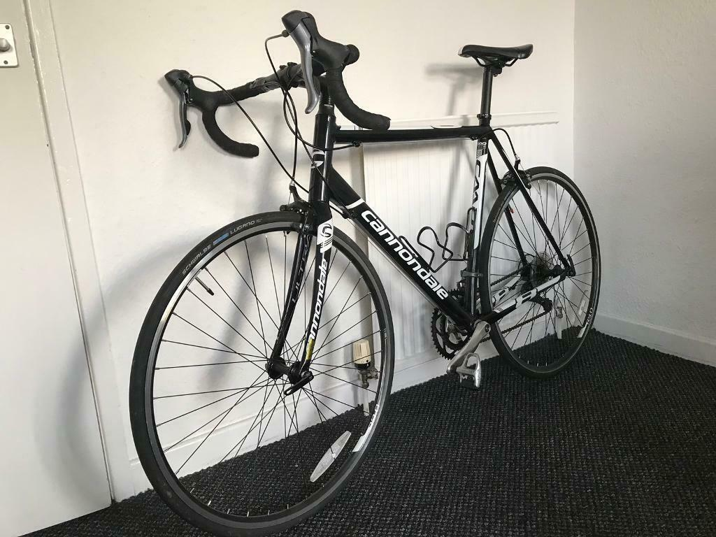 Cannondale CAAD8 Claris 8 Road Bike Black Large Frame (58cm) | in  Withington, Manchester | Gumtree