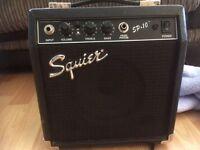 Squier sp10 practice amp