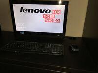 Lenovo All in One C260 Desktop PC