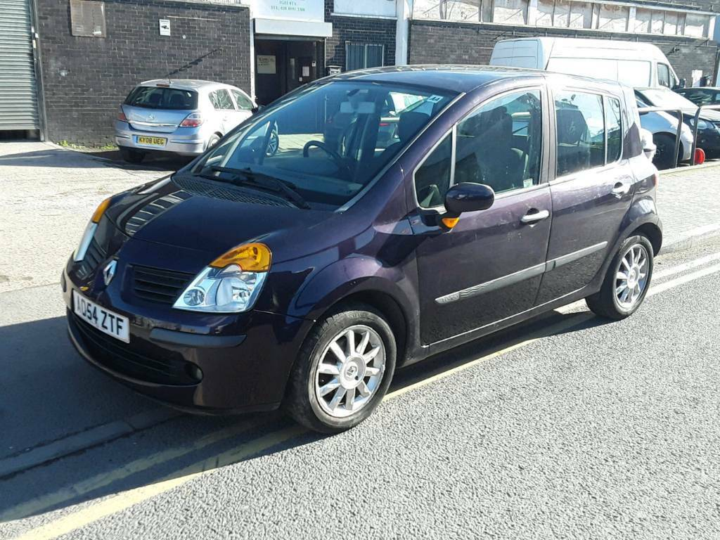Renault Modus Dynamique, 2004, 1.6 Automatic, 5dr, New Timing Kit + Water pump, Low Milage, Long MOT