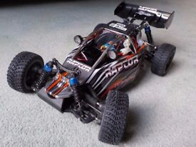 1/10 RC RAPTOR BAJA BUGGY 4WD - NEW IN BOX - READY TO RUN - FS RACING: FS-53210