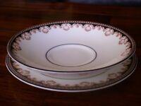 Wedgwood Medici teaplate & saucer