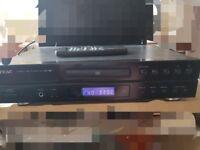 TEAC CD Player P1260