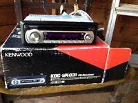 Kenwood KDC - W4031 CD- Receiver