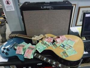 In need of some extra CASH! CashPawn will take your old or new musical instruments for INSTANT CASH!