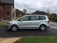 2011 VOLKSWAGEN SHARON 2.0 TDI BLUEMOTION 7 SEATER P/EX WELCOME