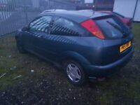 FORD FOCUS,, RUNS AND DRIVES SOLD AS SPARE OR REPAIR, READ ADVERT HENCE LOW PRICE