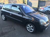 Renault clio dynamique 1.1 16v! 52-plate! Mot april! Brand new clutch fitted! (SPARES REPAIRES)!!!