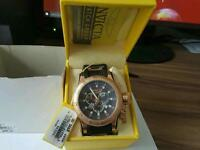 18ct gold mens watch