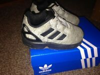 Adidas trainers !