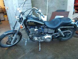 Harley Davidson FXDL Lowrider 1340