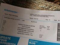 Cliff Richard Concert Tickets