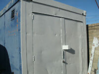 20ft Storage Container Fitted as Office