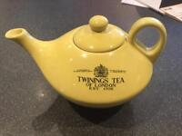 Antique Twinings teapot.