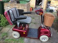 Mobility Shoprider Scooter For Sale
